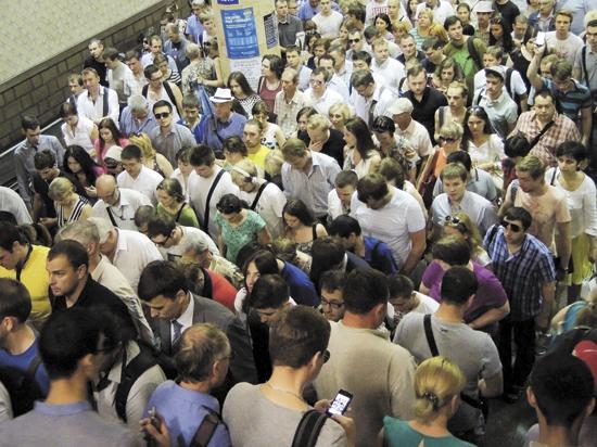 Новый начальник московского метро Дмитрий Пегов: «Надеюсь, что разберусь в причинах произошедшего»