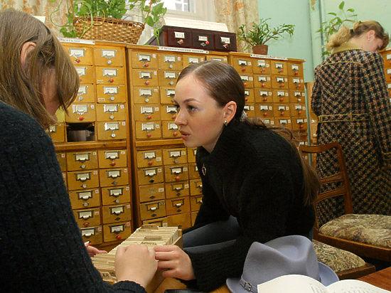 Посетителям московских библиотек станут гадать музыканты