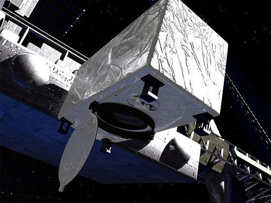 NASA прицепит к МКС спутник