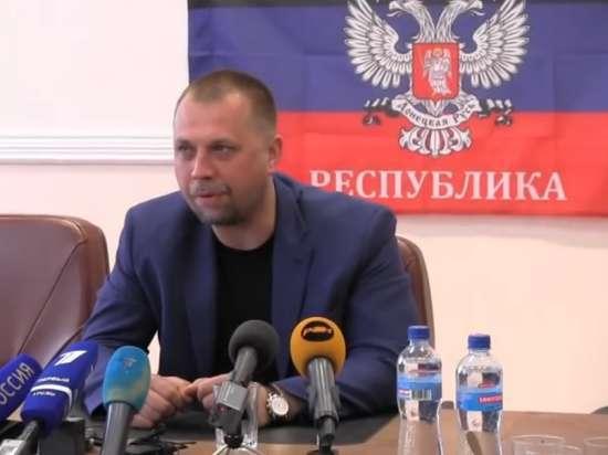 Московский политтехнолог Бородай уступил кресло премьера ДНР