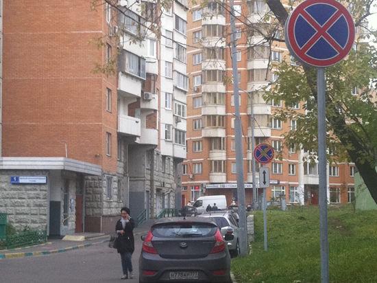 Машины москвичей начнут эвакуировать издворов?