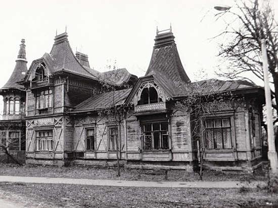 Дом Рабенека вКоролеве могут восстановить?