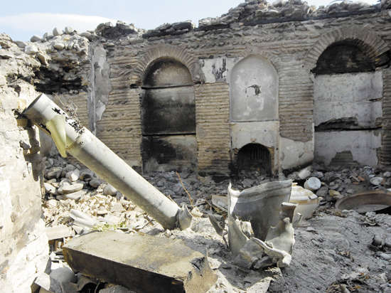 Чем война на Донбассе похожа на войну в Южной Осетии?