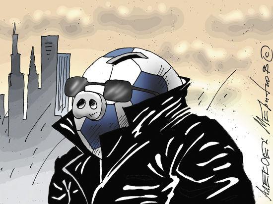 Подготовка к ЧМ-2018 по футболу в России идет плохо, констатировал Медведев