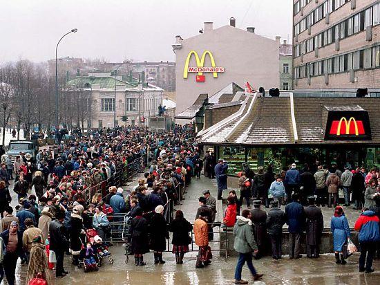 У «Макдоналдса» в России появились новые проблемы