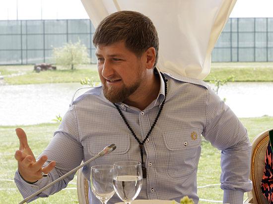 Рамзан Кадыров: у меня нету денег, чтобы хранить в долларах, рублях или евро