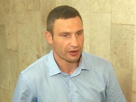 Кличко в разговоре с пранкером Вованом пообещал не отключать воду у Ляшко в пользу Авакова