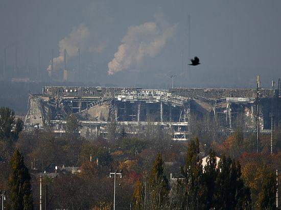 Бой за Донецкий аэропорт: