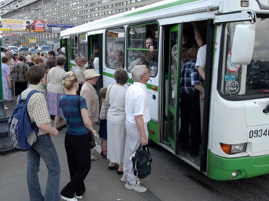 Водителей автобусов предлагают проверять на устойчивость к стрессам