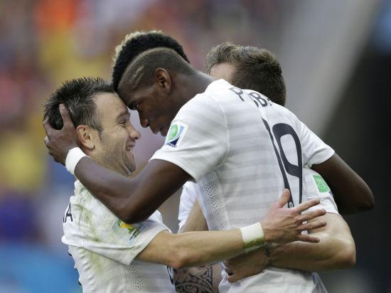 Чемпионат мира по футболу: Германия победила Францию 1:0 и первая из команд вышла в полуфинал. Онлайн
