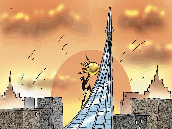 Глава Роскосмоса: «У нас будет своя станция на Луне»