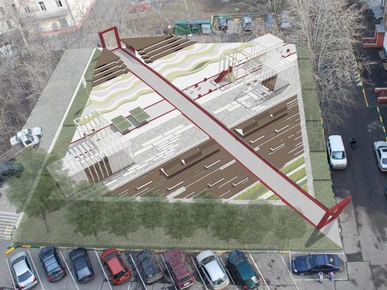 «МК» вместе с архитекторами пытался изобрести рецепт идеальной столичной придомовой территории