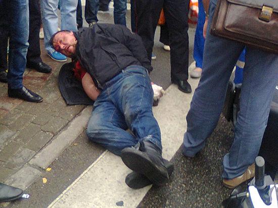 В Москве киллер на скутере расстрелял бизнесмена в