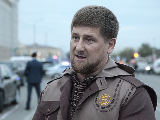 Рамзан Кадыров назвал Заура Дадаева