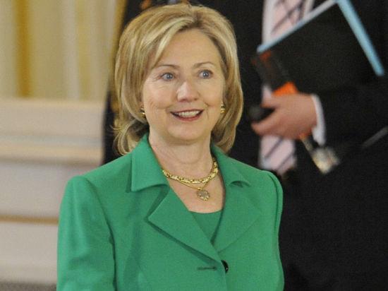 Хиллари Клинтон заявила, что президентом США должна стать женщина