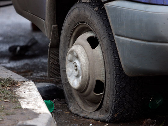 Шипы скомпрометировали водителей, не имеющих отношения к убийствам на трассе