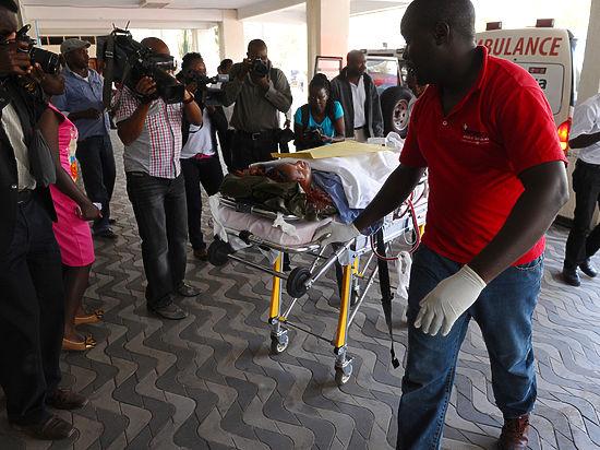 За информацию об организаторе бойни в Кении дадут четверть миллиона