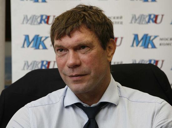 Глава парламента Новороссии Олег Царев: «Можно побыть какое-то время самостоятельными...»