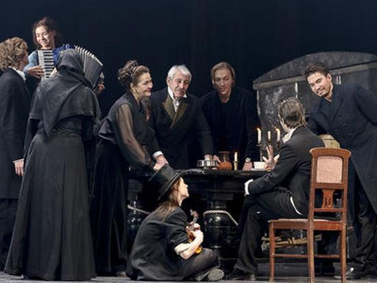 Вахтанговский театр в Нью-Йорке сыграл первого «Евгения Онегина»