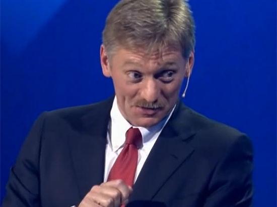 Песков заявил, что Путину не докладывали про