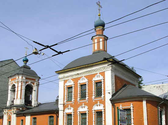 Мощи Сергия Радонежского оказались на территории мятежного юго-востока Украины