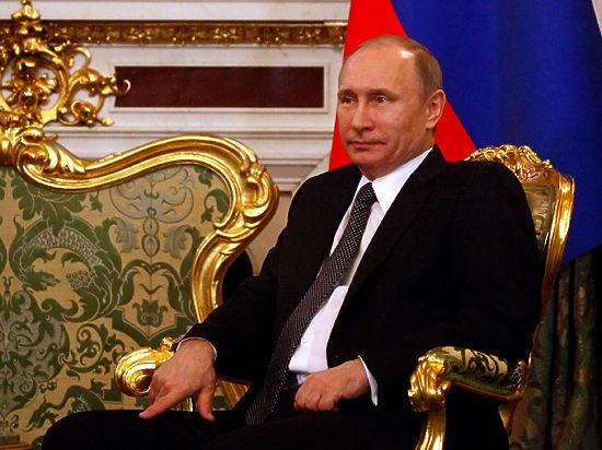 Четвертый срок Путина