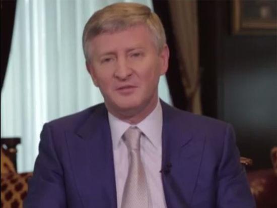 Ахметов записал видеообращение о счастье и сценариях для Донбасса