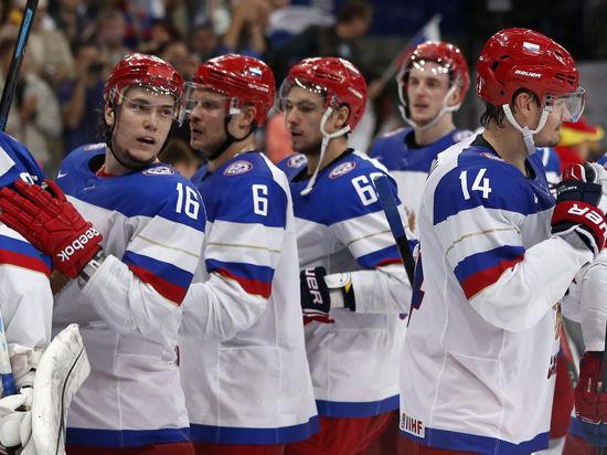 Россия обыграла Францию 3:0 и вышла в полуфинал ЧМ по хоккею