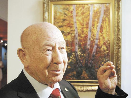 Сегодня 80 лет Алексею ЛЕОНОВУ — человеку, первым вышедшему в открытый космос