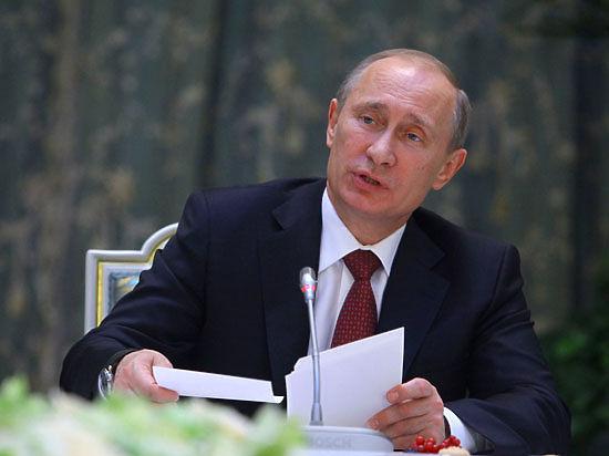 Путин подписал бюджет-2015 с дефицитом в 431 миллиард