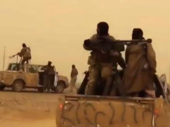 Багдад просит ООН о помощи: боевики