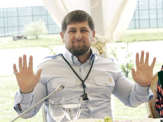 Кадыров: Украина отдала журналистов, послушав Путина