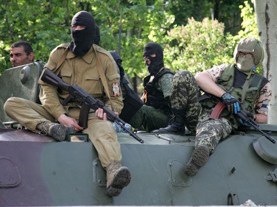 В Донецке продолжают считать убитых и раненых