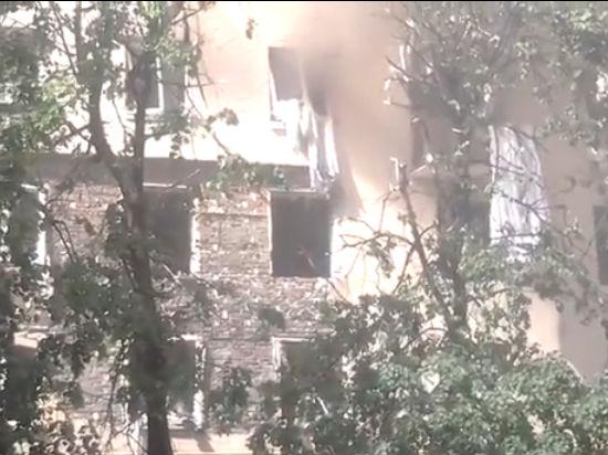 В пострадавших от взрыва на Кутузовском квартирах могли находиться иностранные журналисты