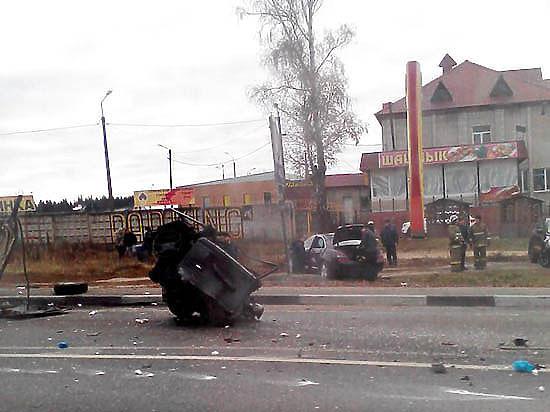 Родные погибших в ДТП с послом Белоруссии: «Он ехал со скоростью 170 км/час»