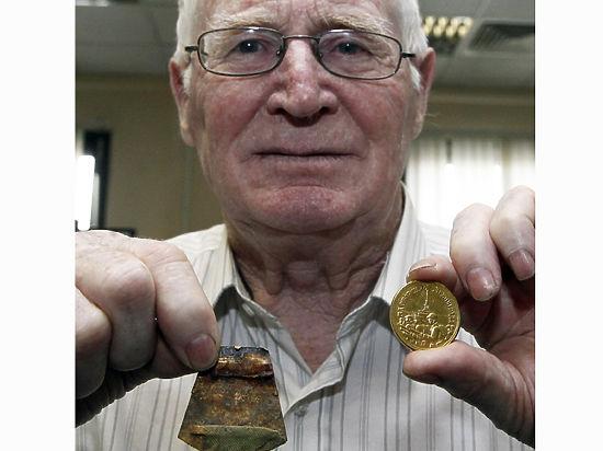 Медаль с огорода