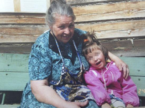 Бабушка лишает девственность внука