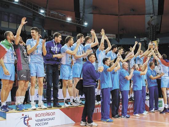 Волейбол: «Локомотив» не добрался до конечной станции
