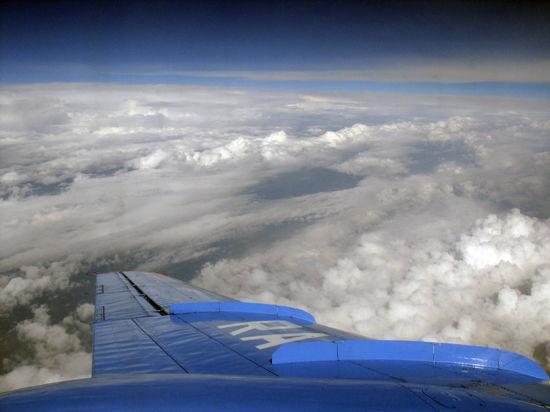 Российские авиакомпании решили снова летать над востоком Украины, где сбили малайзийский