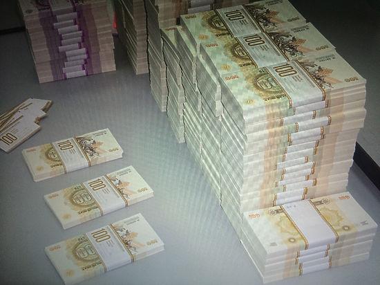 Новые деньги Новороссии застряли в Ростове-на-Дону