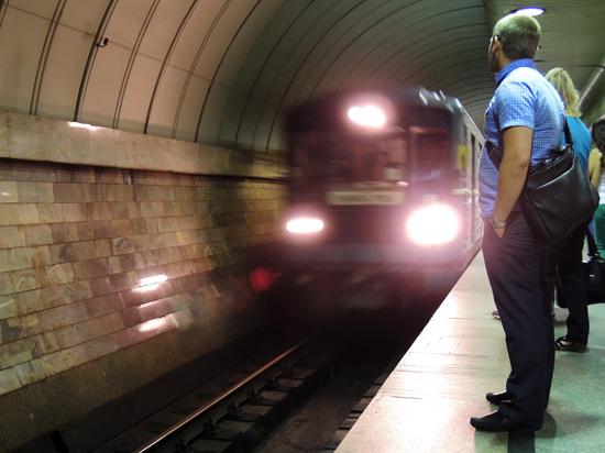 В Московском метро ожидают разрядки
