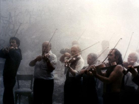 «Репетицию оркестра» в Сац творит потомок Верди