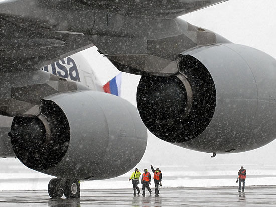 Российские авиакомпании оказались под угрозой запрета на полеты за границу