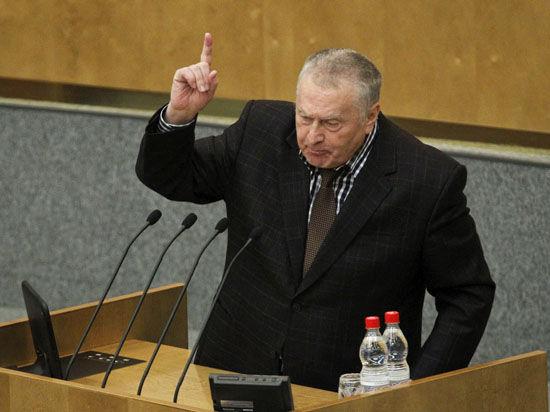 Жириновский предложил избирать царя на 10 лет