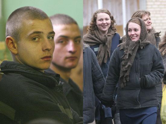 В России могут появиться совместные колонии для мужчин и женщин