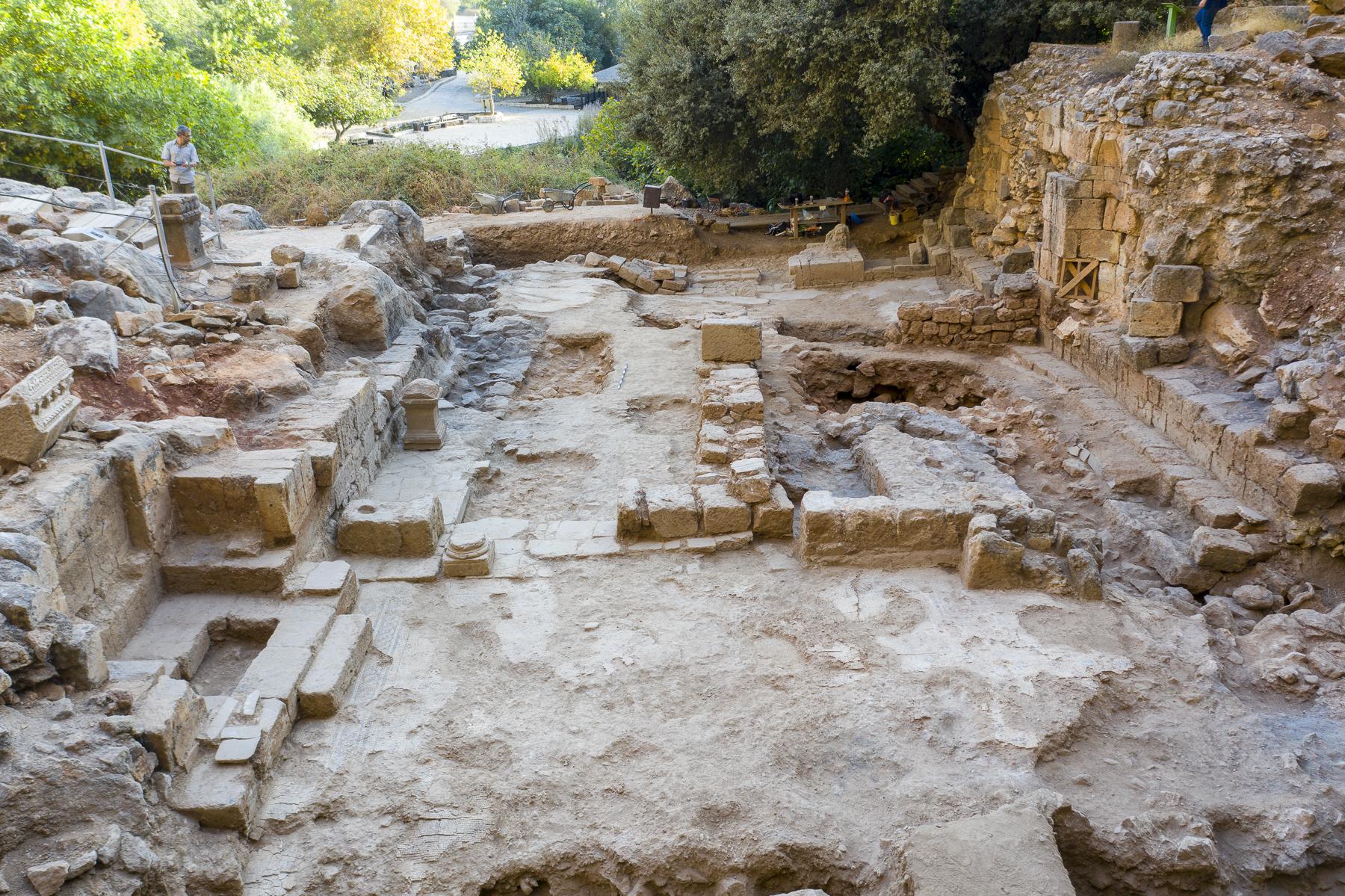 В Израиле нашли церковь, где Иисус сказал Петру распространять христианство