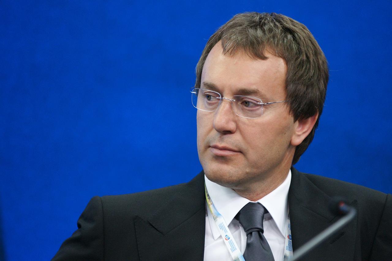 На фото генеральный директор АО ТЭПК Кызыл - Курагино Руслан Байсаров: «Строительство ветки создаст около пяти тысяч рабочих мест»